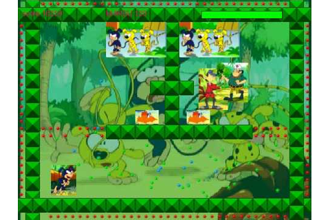 Marsupilami Game - YouTube