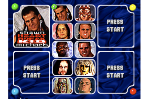 Behind The Scenes – WWF In Your House Video Game | the ...