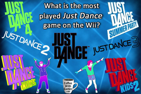 Coffee With Games: What is the most played Just Dance Wii ...