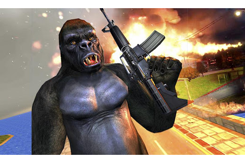 Angry Apes Attack Survival War - Apps on Google Play