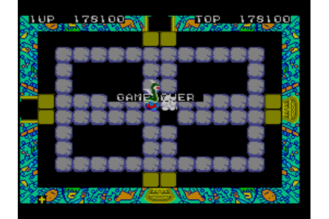 Pit Pot: The Magical Castle - Sega Master System - Score Board