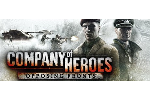 Company of Heroes: Opposing Fronts Free Game Download ...