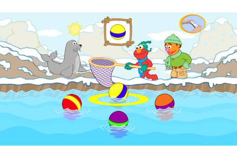 All Gaming: Download Sesame Street Elmos A To Zoo ...