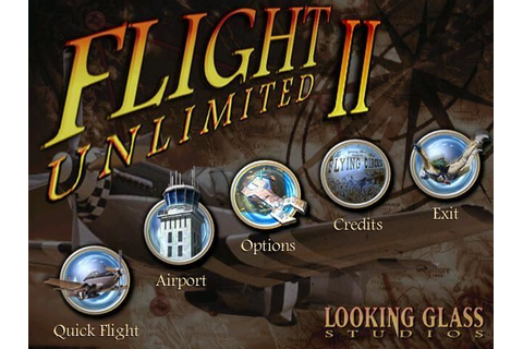 Download Flight Unlimited II (Windows) - My Abandonware