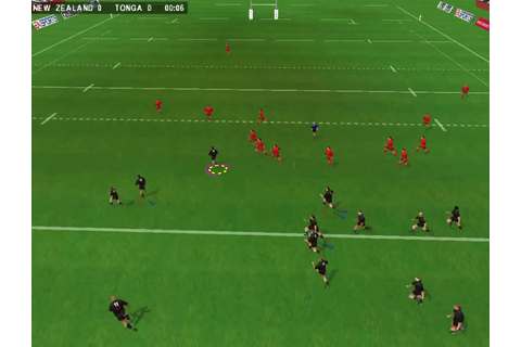 Rugby 2001 Download Game | GameFabrique