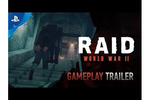 RAID: World War II Game | PS4 - PlayStation