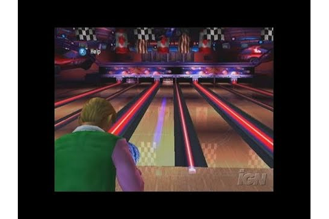 AMF Xtreme Bowling 2006 Xbox Gameplay - Here's A Clip ...