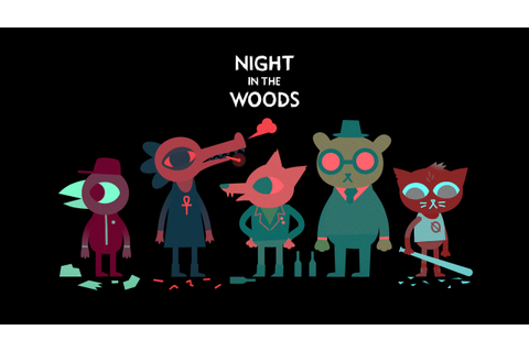 Hands-On Preview: Night in the Woods - The Cat-cher in the Rye