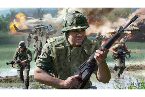 Vietnam War shooter Men of Valor snapped up by Nordic ...