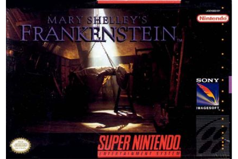 Mary Shelley's Frankenstein (SNES) on Collectorz.com Core ...