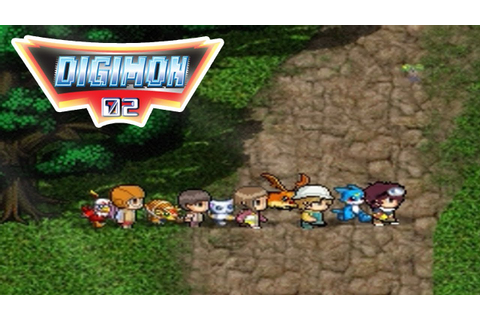Digimon Adventure 02 - PC Game (Digimon Fan Game) - YouTube