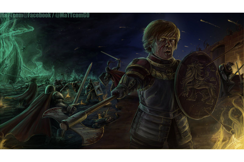 game of thrones The Blackwater Rush artwork | lannister ...