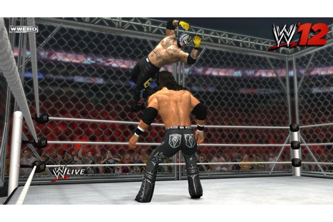Wwe 12 Game - Free Download Full Version For Pc