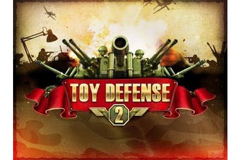 Toy Defense 2(Operation Crusader Full Game) - YouTube