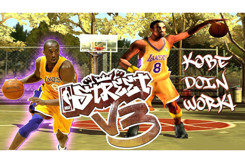 NBA Street V3 - (XBOX) - Bonus Video #3 - Kobe Doing Work ...