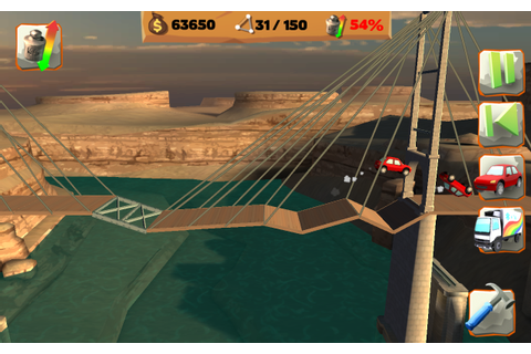 Bridge Constructor Playground – Applications Android sur ...