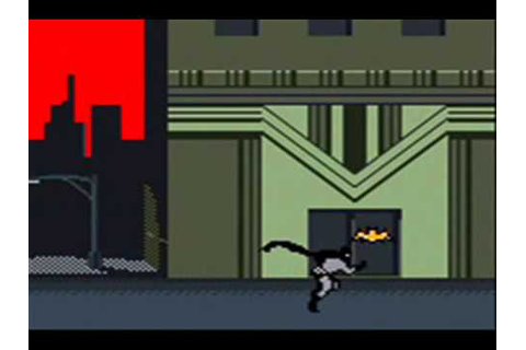 Batman: Chaos in Gotham Gameplay (Game Boy Color) - YouTube