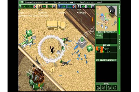 Army Men: Toys in Space PC Game - Free Download Full Version
