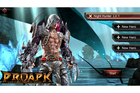 Demon Hunter Android Gameplay - PROAPK - Android iOS ...