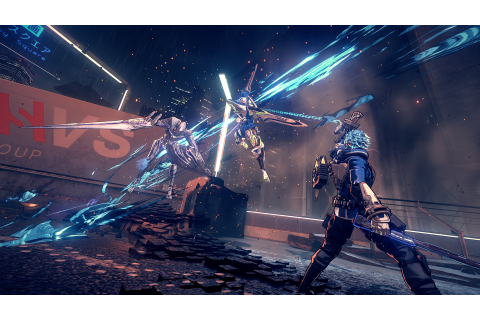Astral Chain looks like another PlatinumGames cult classic ...