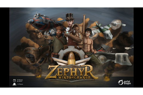 Zephyr: Winds of Change - YouTube