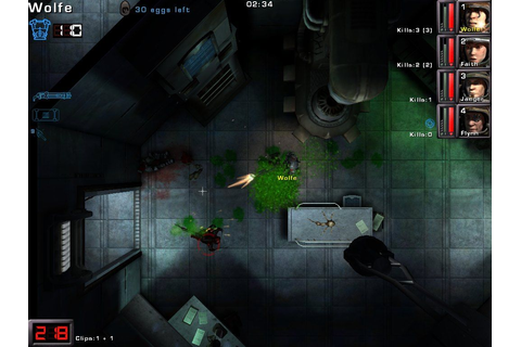 Valve Announces New Game: Alien Swarm | Rock, Paper, Shotgun
