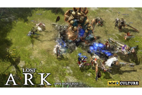 Lost Ark - New 20-minute gameplay trailer showcases ...
