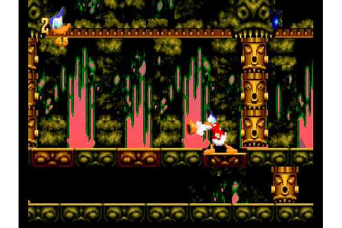 Donald in Maui Mallard (1996) PC - Gameplay - YouTube