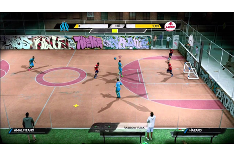 FIFA Street: Needs Custom Games Online! - YouTube