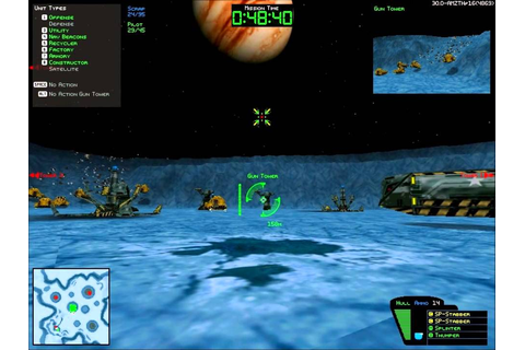 Battlezone 1(PC Game)- Unbeatable IA Missions(01) - YouTube