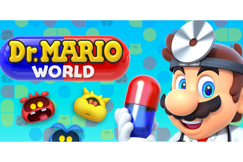 Dr. Mario World is Nintendo's Newest Mobile Game | Screen Rant