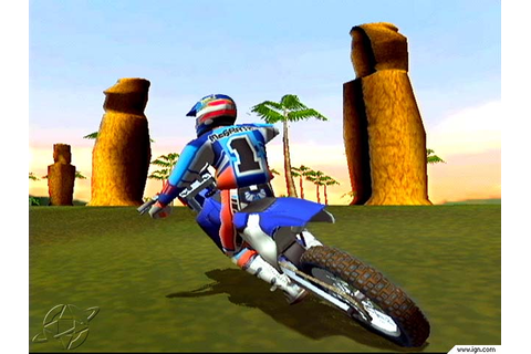 Jeremy McGrath Supercross World Screenshots, Pictures ...