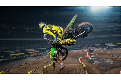 Download Monster Energy Supercross Game APK v1.5.5 ...