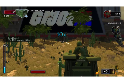 Toy Soldiers: War Chest | AmyGameSpot. Free Game PC