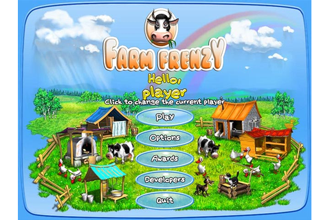 Farm Frenzy | GameHouse