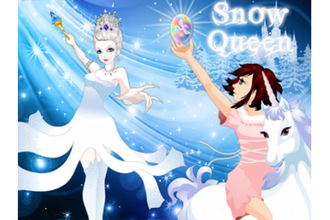 Snow Queen. Games online.