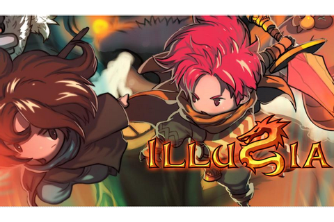 Illusia RPG for Android | 2Androiders