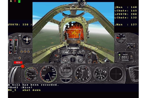 Air Warrior 3 - PC Review and Full Download | Old PC Gaming