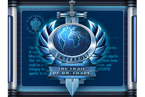 Interpol The Trail of Dr. Chaos game: Download and Play