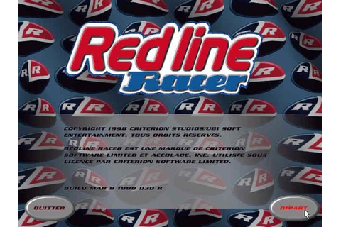 Redline Racer - PC Review and Full Download | Old PC Gaming