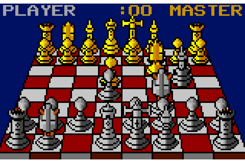 Fidelity Ultimate Chess Challenge (1991) Lynx game