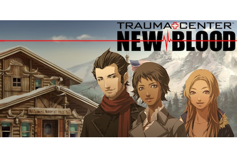 Charity Game Showcase: Trauma Center: New Blood « Hardmode.org