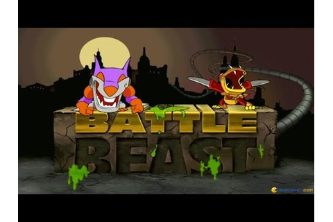 Battle Beast gameplay (PC Game, 1995) - YouTube