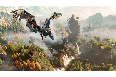 How Sony's Guerrilla Games came up with the new world of ...