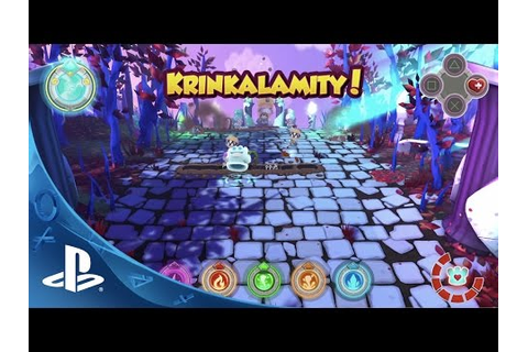 Krinkle Krusher Game | PS4 - PlayStation