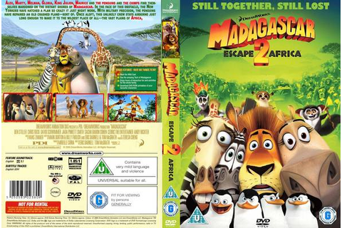 DOWNLOAD MADAGASCAR ESCAPE 2 AFRICA PC GAME ~ Free Full ...