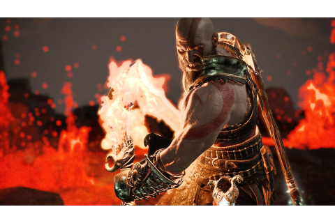 Kratos God Of War 4 Game, HD Games, 4k Wallpapers, Images ...