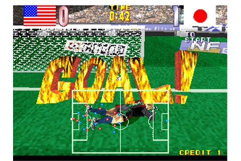 Play Super Football Champ (Ver 2.5O) Online MAME Game Rom ...