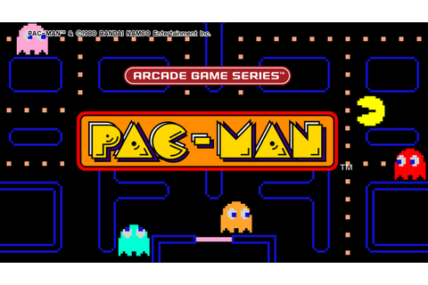 ARCADE GAME SERIES: PAC-MAN on PS4 | Official PlayStation ...