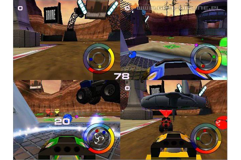 Drome Racers - screenshots gallery - screenshot 4/13 ...